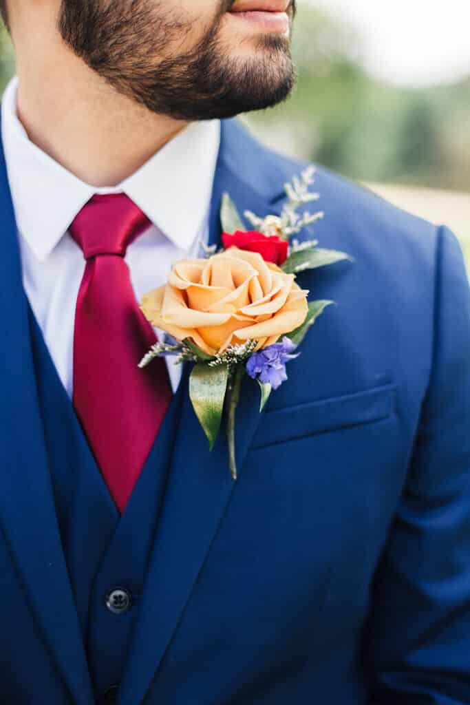 2018 Wedding Floral Forecast – Entwined Events | Florals: Bella Rose Floral & Designs | Photo Credit: Ellie Richardson Photography