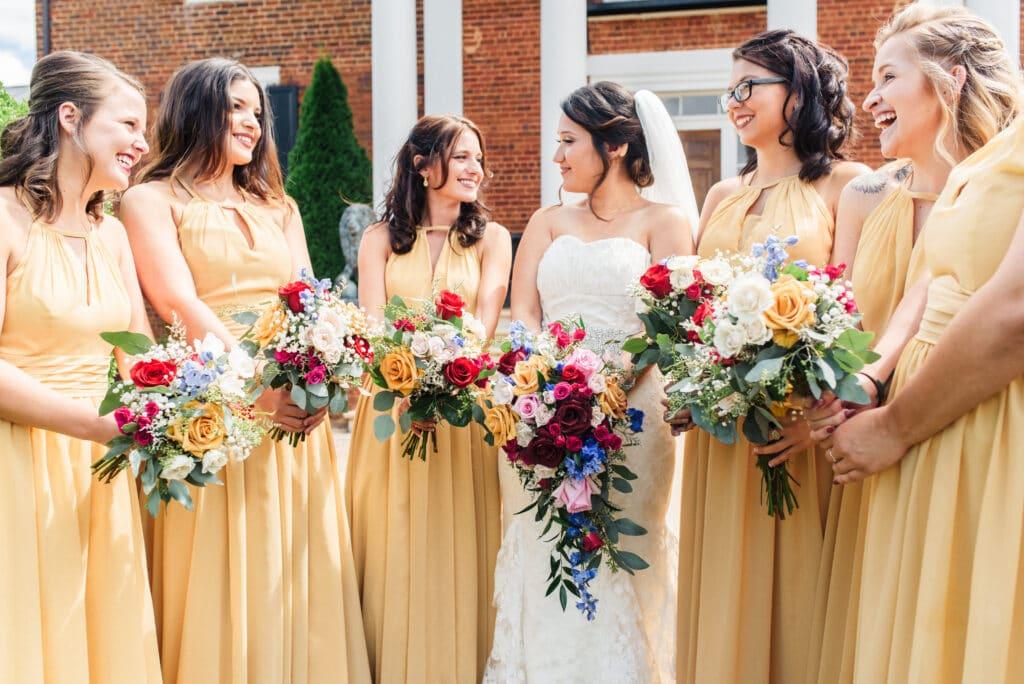 2018 Wedding Floral Forecast – Entwined Events | Bella Rose Floral & Design | Photo Credit: Ellie Richardson Photography
