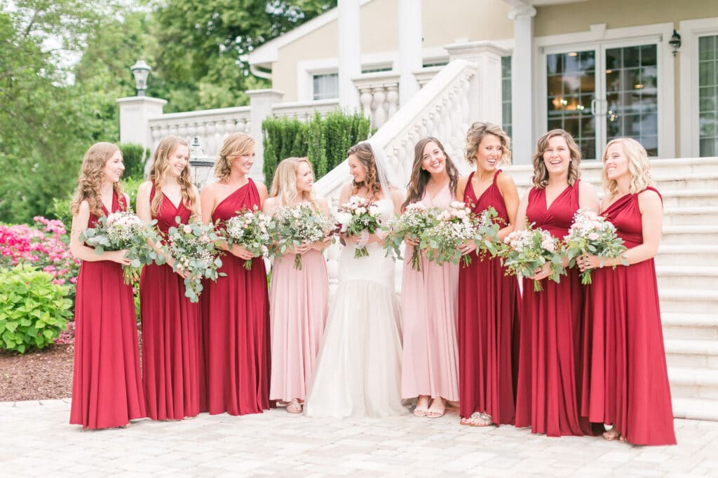 Selecting Your Virginia Wedding Venue | Entwined Events | Venue: The Bedford Columns in Bedford, VA | Photo Credit: Heather Chipps Photography